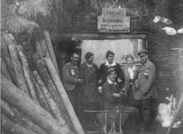 Josephsstollen Imberg bei Sonthofen | Berggasthof Sonne in Sonthofen