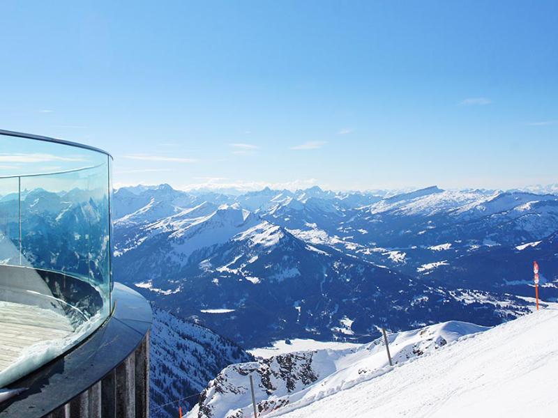 Blick über die Alpen vom Nebelhorn | Berggasthof Sonne Imberg in Sonthofen